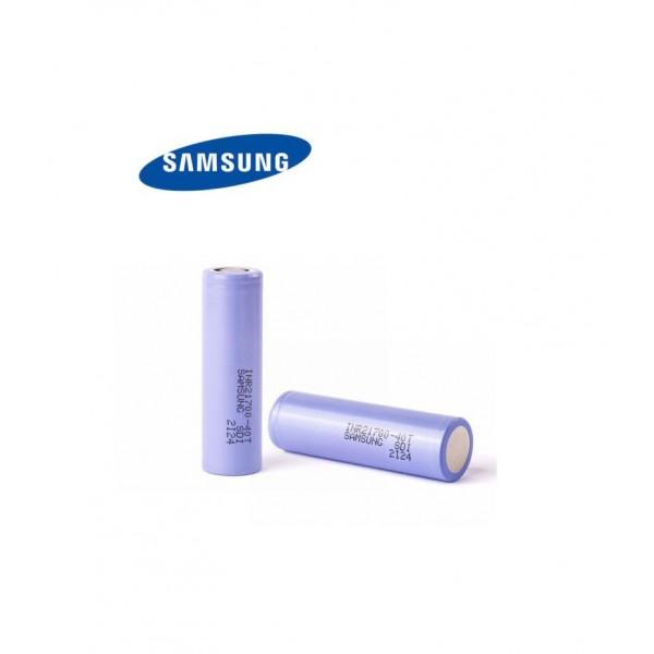 21700 Samsung INR-40T 4000mAh - 30A