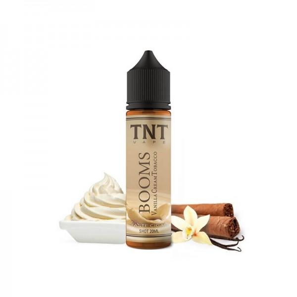TNT Booms Vanilla Cream Tobacco